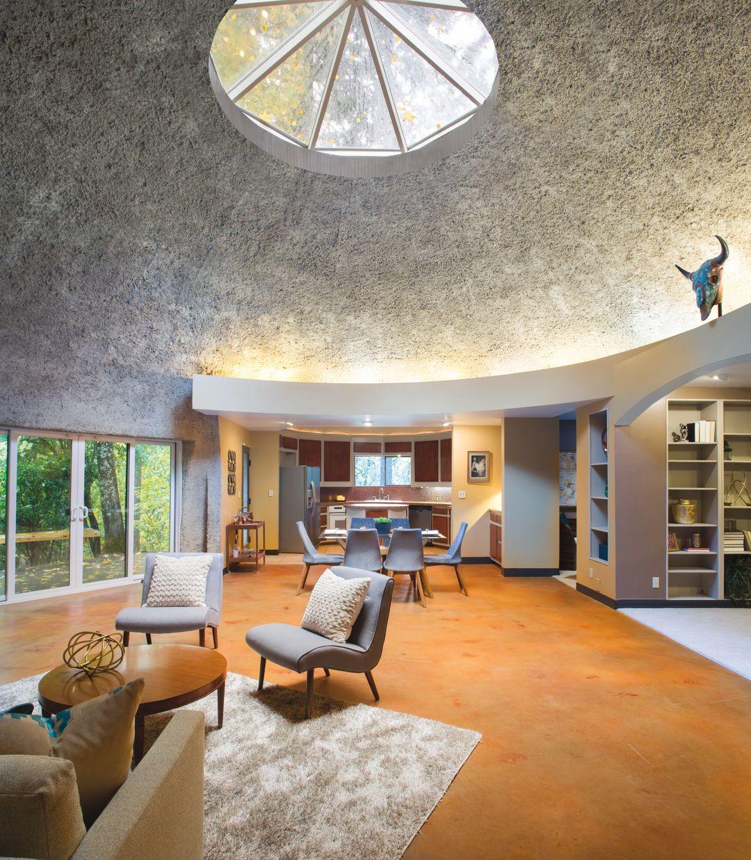 Oregon's Most Famous Mime Built A Hobbit House In West