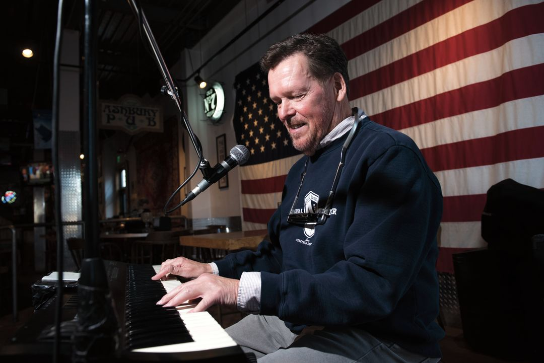 Tickling The Ivories With Park City's Local Piano Man | Park