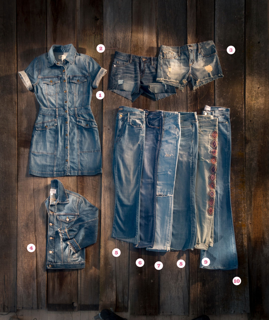Pcsu 16 shopping denim snhnow