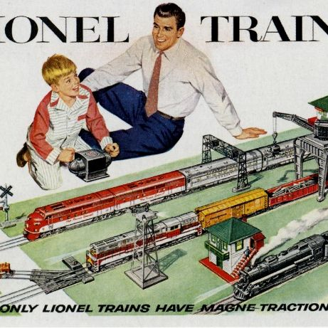 Lionel trains jgrkxx