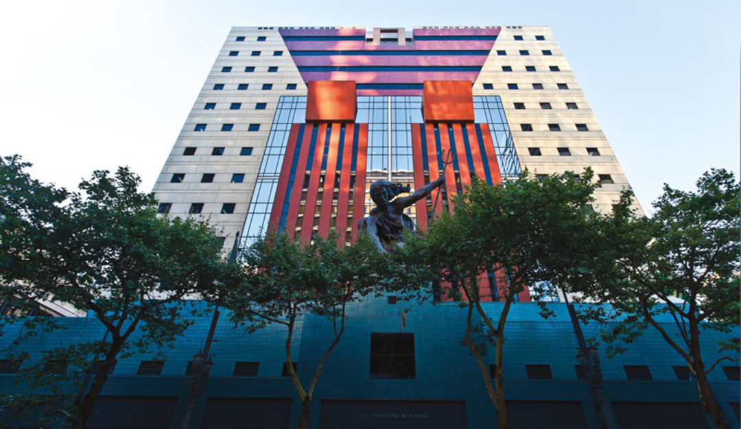 Trailblazing Postmodernist Architect Michael Graves Designer Of The Controversial Portland Building Died On March 12 At 80 This Story From Our Archives