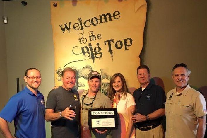 Big top brewing company p96spe