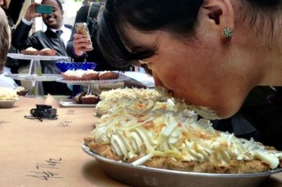 Coconut pie contest tdrf4s