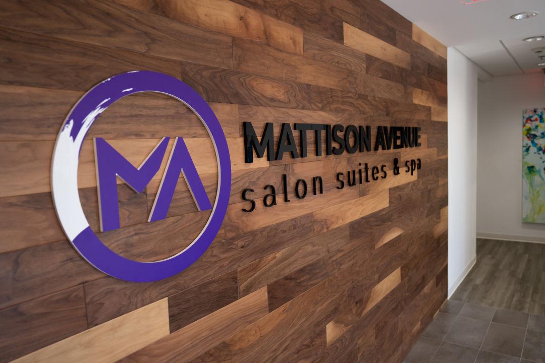 The Mattison Avenue logo.