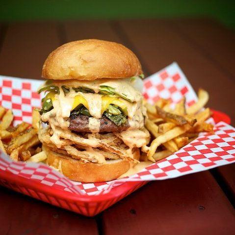 1012 foster burger beer dinner qd67dq