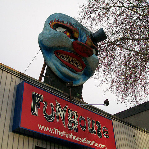 The funhouse vlshax