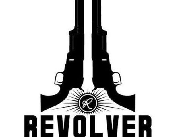 Revolver brewing logo dswkvt