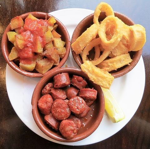 Canarian tapas photo from pixabay usjplg