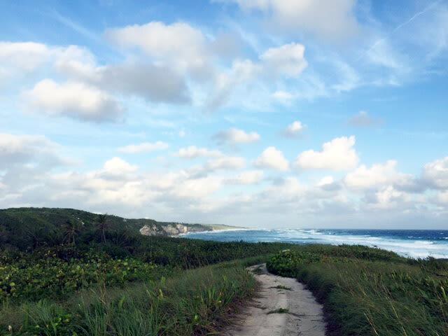 Quiet Surfer's Beach