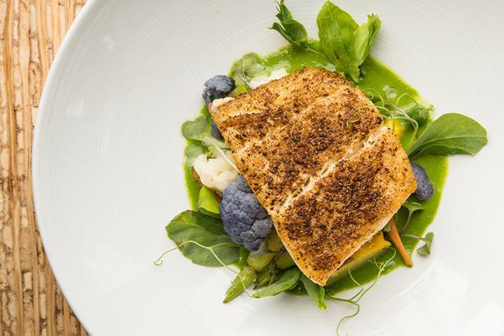 Fresh bistro fish xuntsx