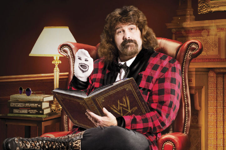 Mick Foley S Bits Comedy We D Like To See Portland Monthly