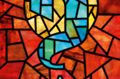 Religion stained glass dlhjcg
