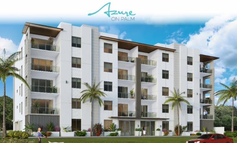 Azure on palm brnhf2