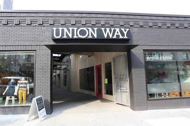 Union Way Stores Portland Monthly