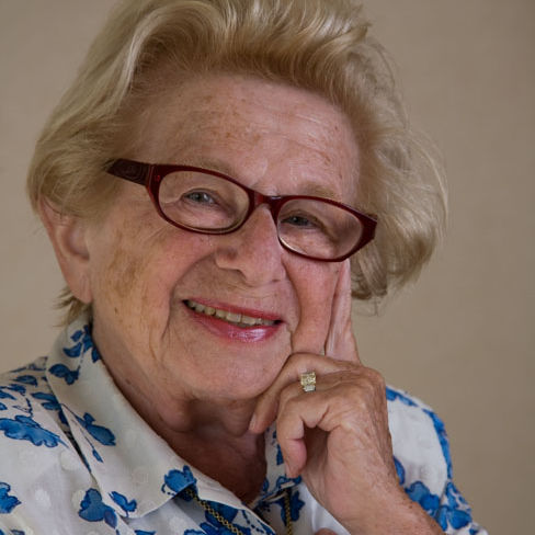 Dr ruth westheimer by marianne rafter nutt0g