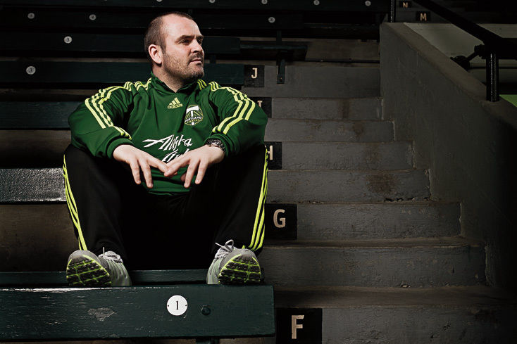 3 058 timbers soccer coach john spencer m2dbue