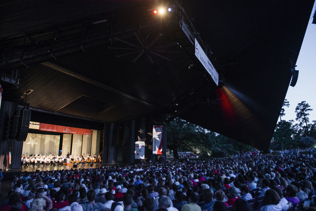 Houston symphony performs at miller outdoor theatre photo by kennon evett  2  rpjzyp