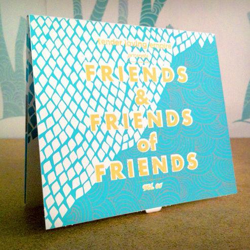 Friends and friends of friends vol 4 nov8js