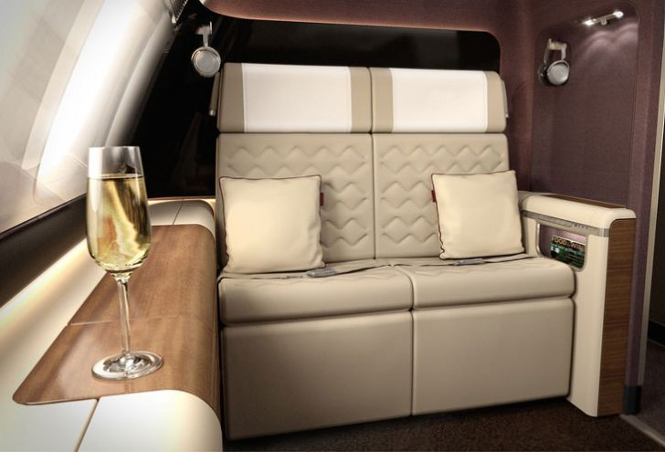 New singapore airlines first class c7twsl