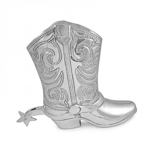 Cowboy boot wine bucket