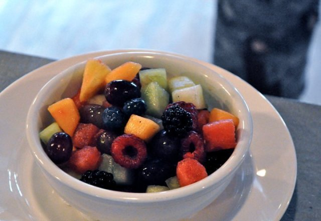 Half Priced Breakfast This Week At Slu Rsquo S Row House Cafe