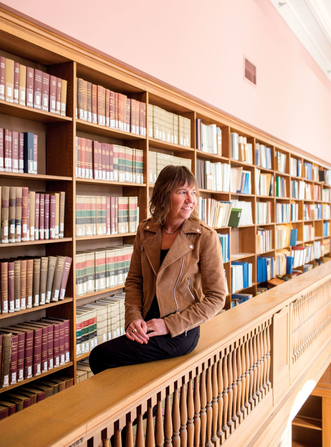 On Vailey Oehlke's Watch, the Multnomah County Library Is