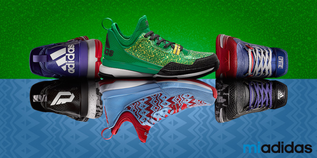 Damian Lillard Unveils His Adidas Shoe Portland Monthly