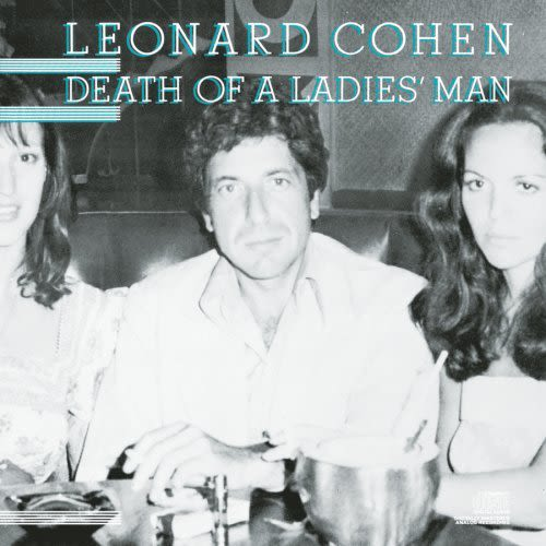 Leonard cohen ladies dcvdvk