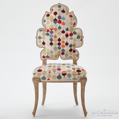 Romanza interior wiggle dining chair zutl3q