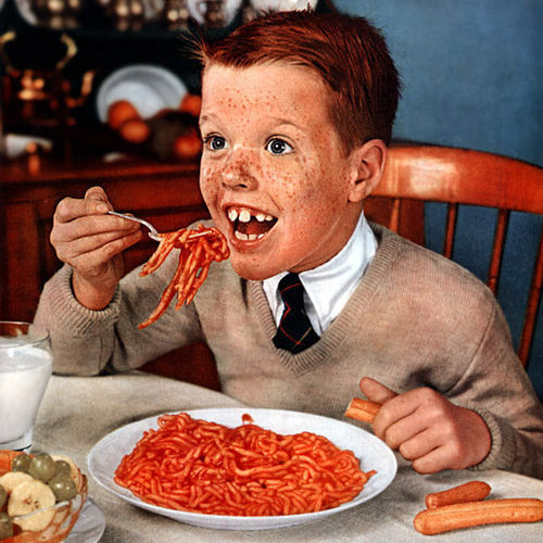 Spaghetti e5thct