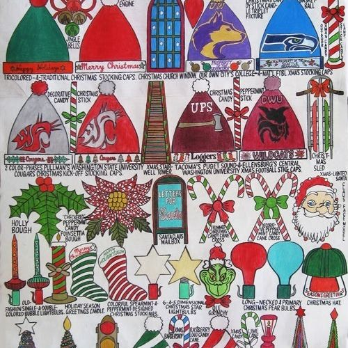 Black our own local christmas holiday novelties web zswlou
