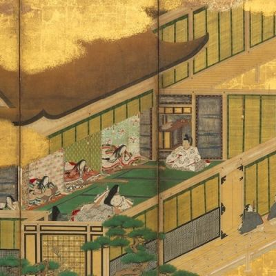 Saam japanese art edo qwdgbq