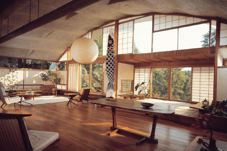 Nakashima interior jxek5p