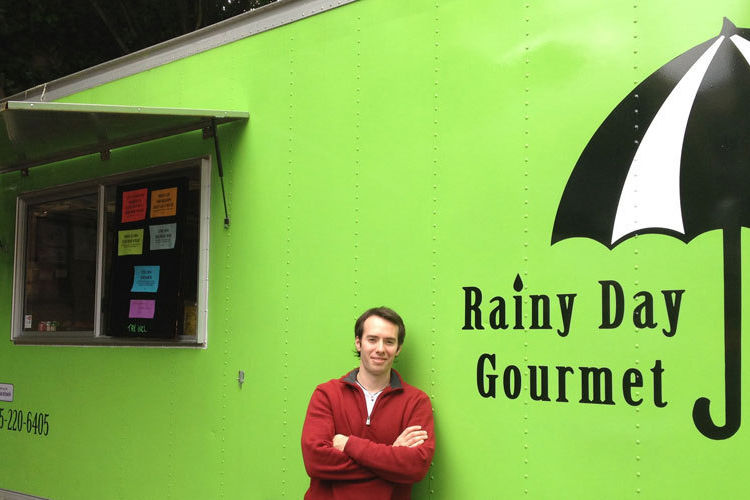 Seattle food truck rainy day gourmet wgzw0n