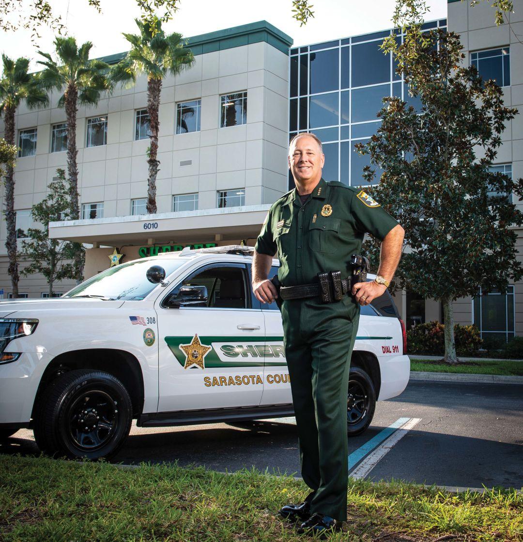 Sheriff Tom Knight