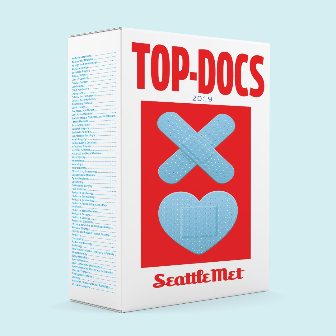 The Seattle Area's Top Doctors 2019   Seattle Met