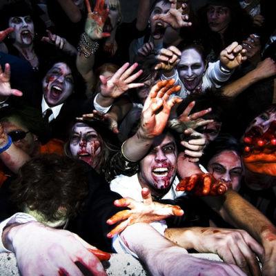 Zombies josh qvjmxw