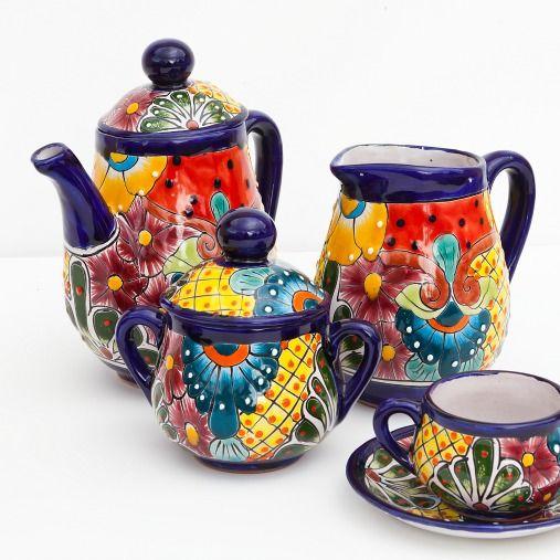 Mexican pottery 1 bc nayp8y