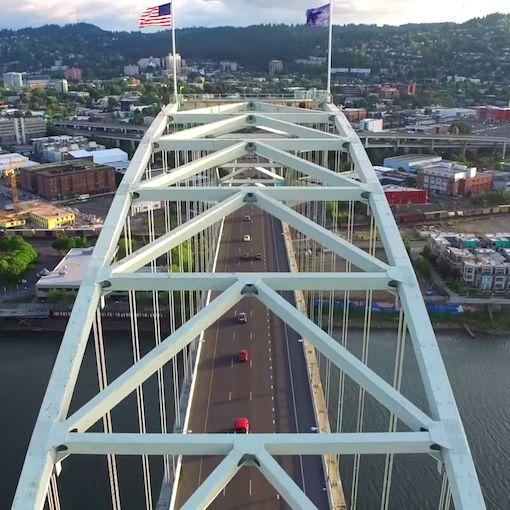 Flyworx portland bridges drone footage 5 22 15 uvhd2q
