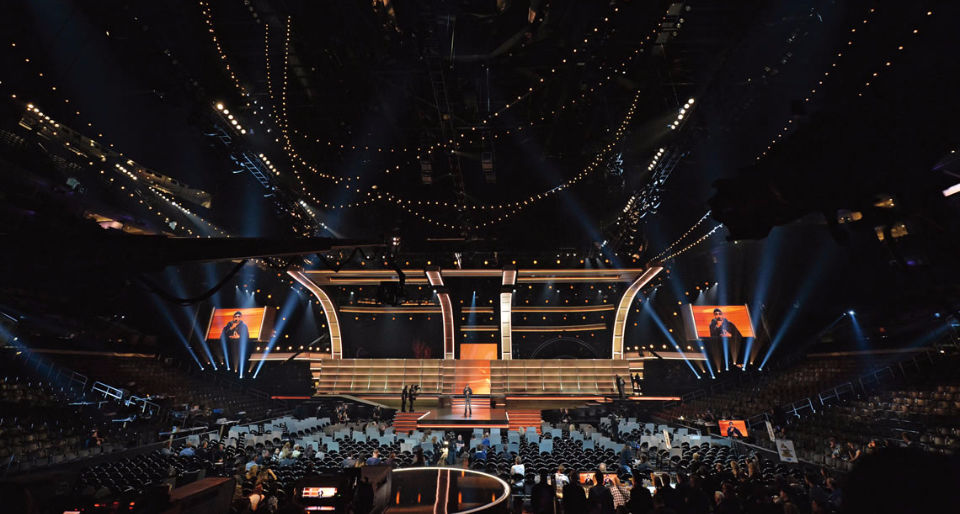 Grammy awards stage pgisxz