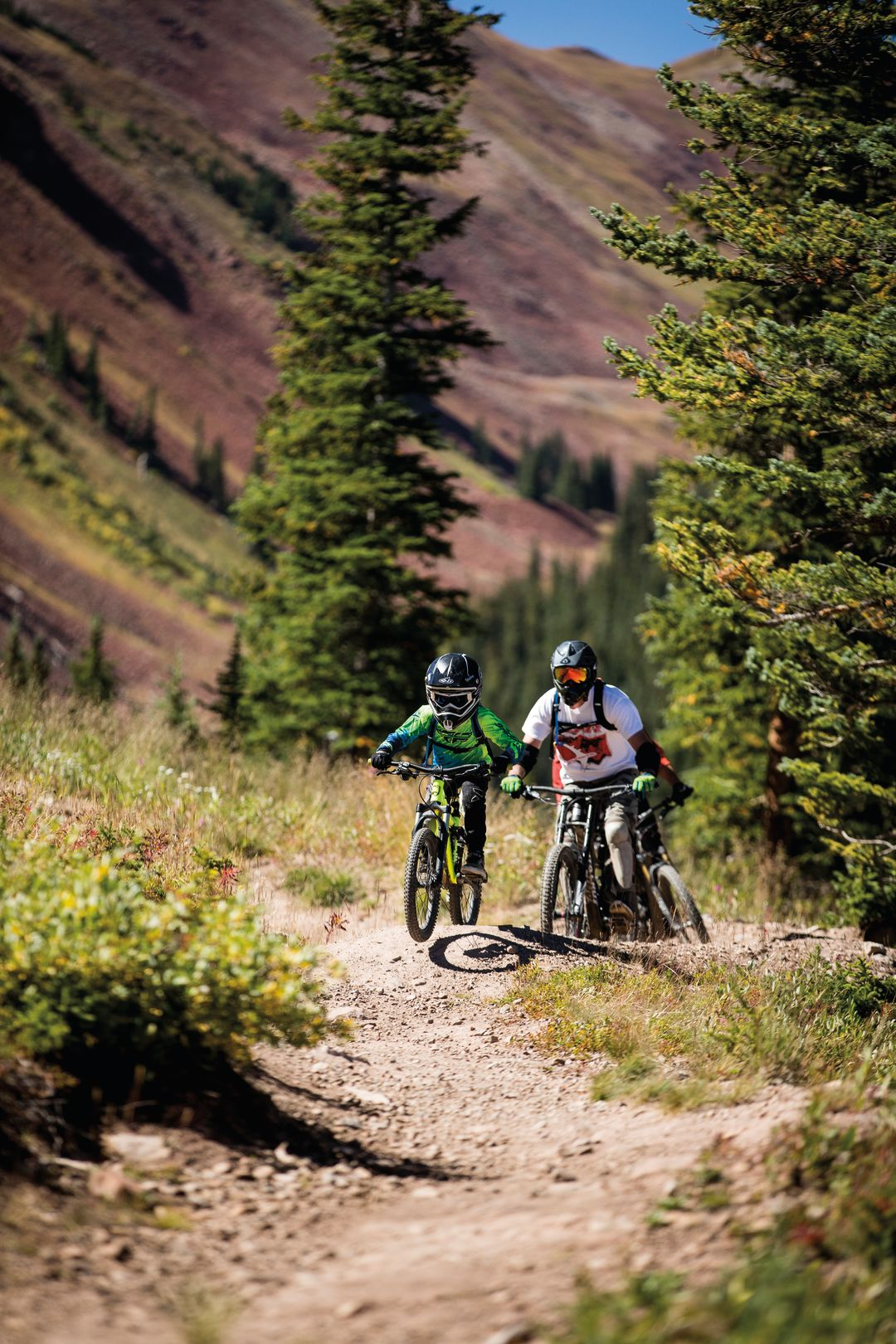 Roaring Fork Valley Mountain Biking Picks   Aspen Sojourner