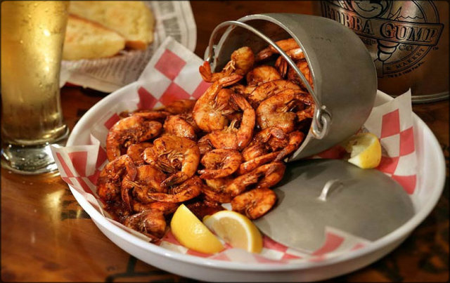 Seafood Restaurants Near Times Square