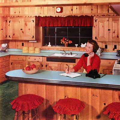 Formica 1952 kitchen retrorenovation bkjpyn
