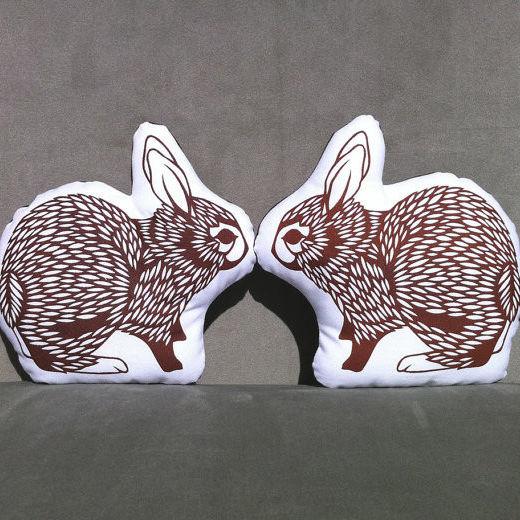 Bunny pillow birdmafia 0912 hgtft7