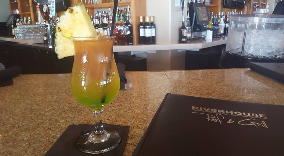 Riverhouse cocktail cfbmnd