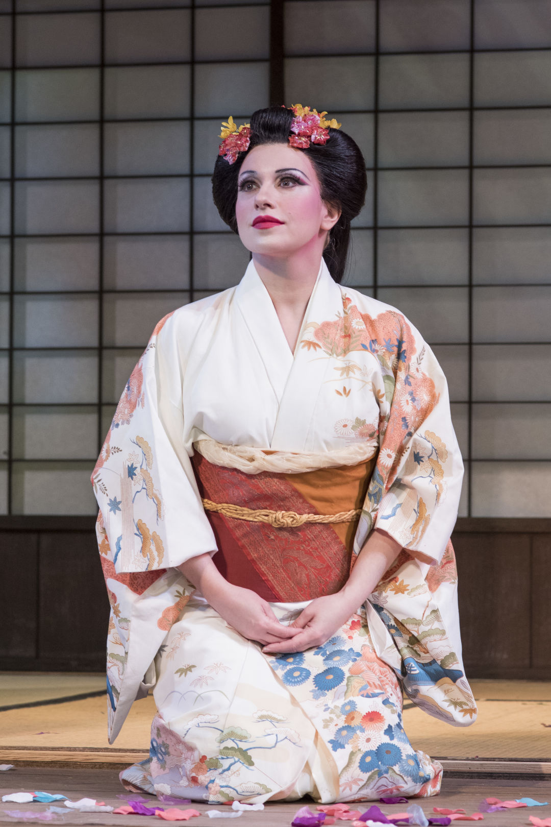 Joanna parisi in the title role of puccini s madama butterfly photo by rod millington ykgniw