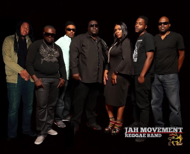 Jah movement reggae band fwrhtn
