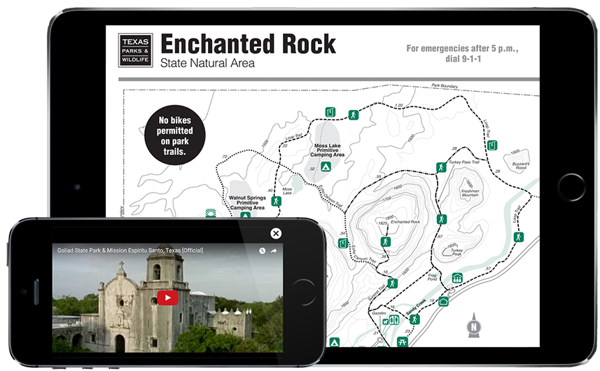 State parks app device iphone ipad horizontal biumbi