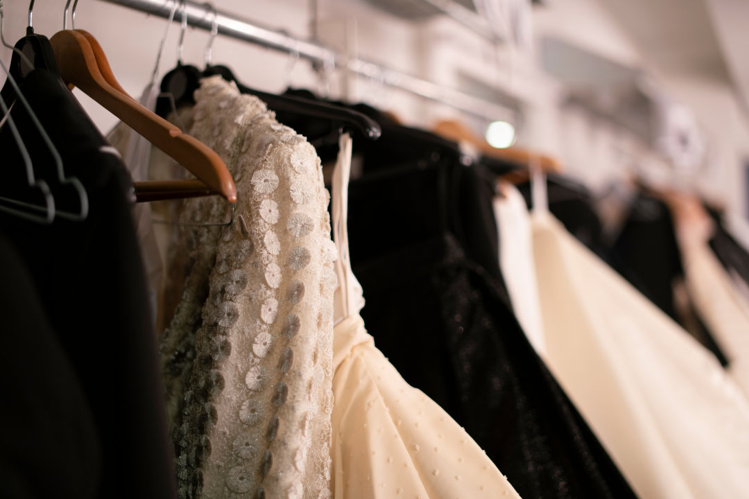 Asolo Rep's costume sale takes place this weekend.