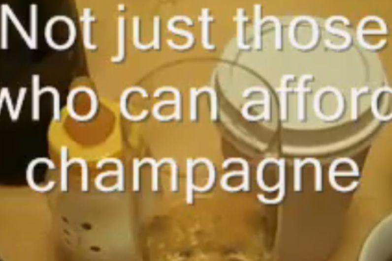 Champagne dvrjuv
